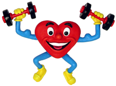 Exercise for a Strong, Healthy Heart