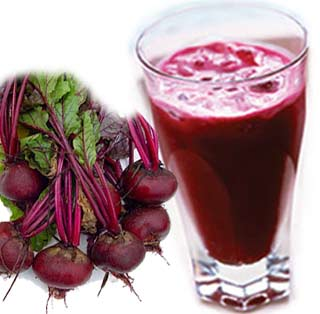 Beetroot Juice Increases Stamina During Exercise